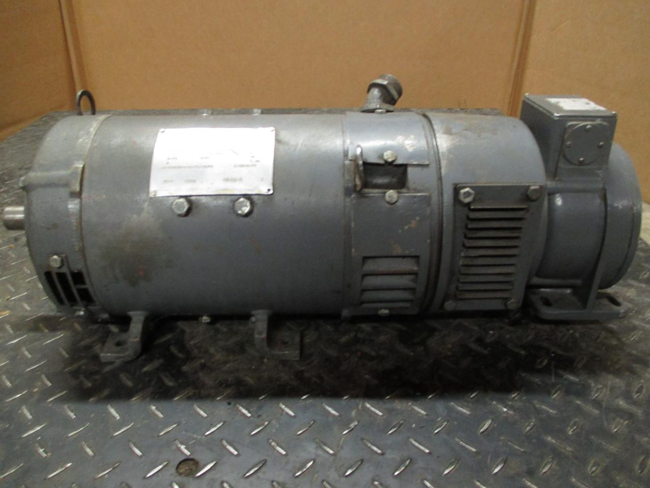 Baldor 5 hp d2005p motor daves industrial surplus llc for Baldor 1 5 hp motor