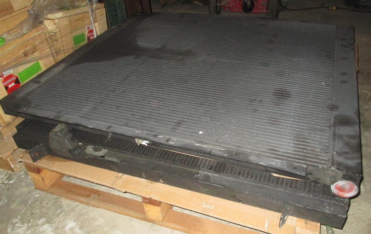 Sullair Air Compressor Oil Cooler Daves Industrial Surplus Llc