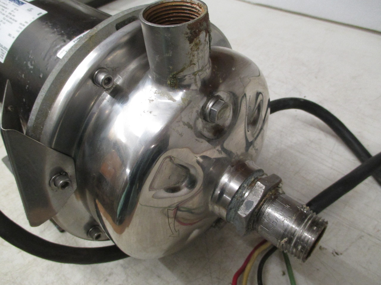 Marathon Electric Pool Pump Best Ford 3g Alternator Wiring To 1 Wire ...