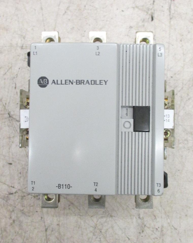 Allen Bradley 100-B110N3 Contactor   Daves Industrial Surplus LLC