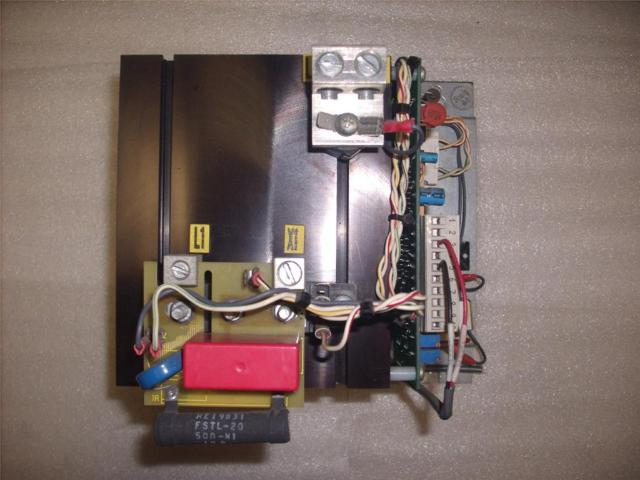 Spang Power Control Unit Type: 651-575-60 - 1-Phase 60A ...
