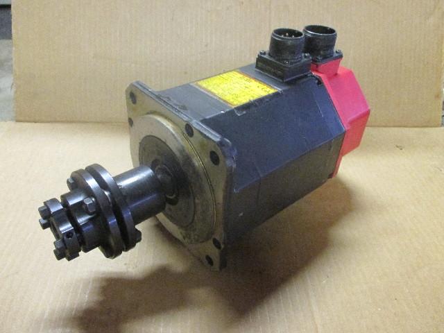 Fanuc Ac Servo Motor Model A3 3000 A06b 0123 B075 127 Volts Daves Industrial Surplus Llc