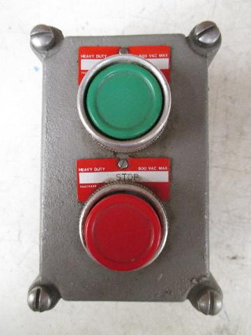 Killark Fxcs Ob4 Explosion Proof Control Switch Daves
