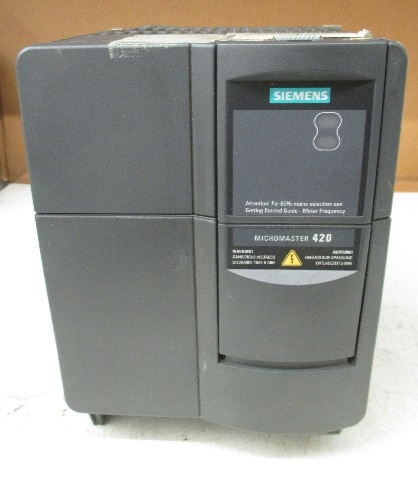 Siemens Micromaster 420 6SE6420-2AD25-5CA1 380-480V 5.5kW