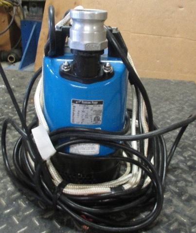 Tsurumi Submersible Pump LB-800 220 V