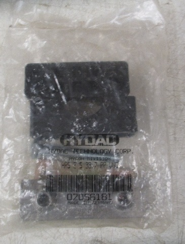 Hydac HRS 3 S 33.7 PP UNC Mounting Assembly (Lot of 10)