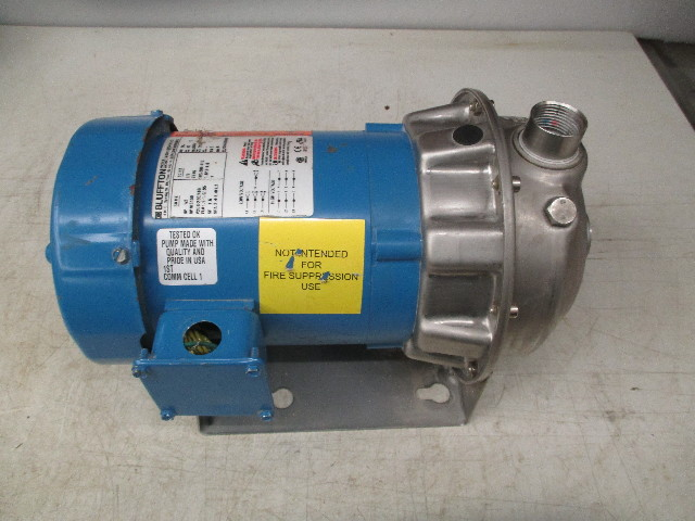 Goulds Water Technology 1ST1C5E4c G&L Series NPE 1/2 HP