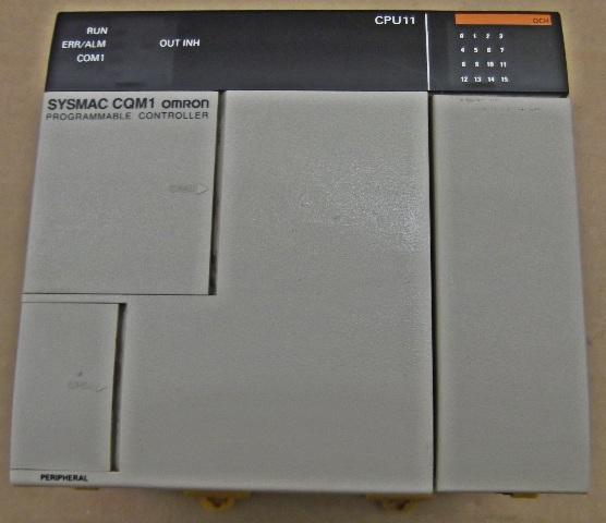 Omron CQM1-CPU11 Programable Controller