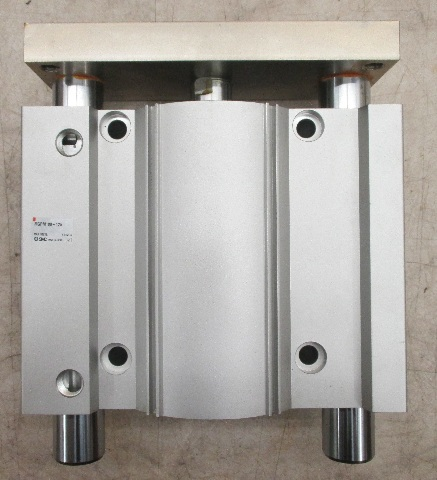 SMC Guided Dual Pnuematic Cylinder MGPM100-125