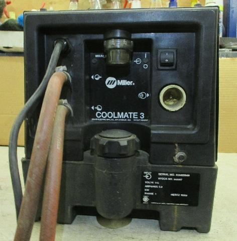 Miller Coolmate 3 Water Cooler 043007