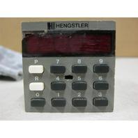 Hencon Hengstler 890 G0711400 Digital Counter