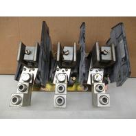 Used Allen Bradley 1494V-FS400 Ser A Fuse Block 400AMP 600 Volt
