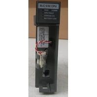 Allen Bradley 1747-L524 Series C Processor Unit  SLC 500