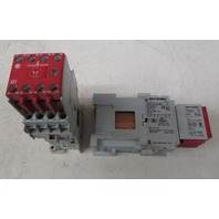 Allen Bradley 700S-CF620DJC Series A Control Relay (Lot of 2)