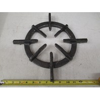 Cast Iron Gas Stove Burner Grate (Lot of 10)