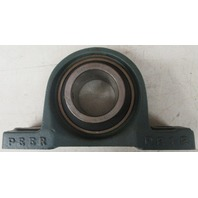 "NEW PEER Pillow Block Bearing P212   2-1/4"" shaft"