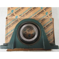 "NEW Dodge pillow block Bearing 124140  2  1/2""  shatf"