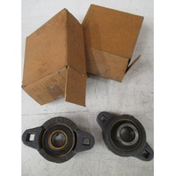 "2 Browning FB110, FB-110 5/8"" Flange Bearings"