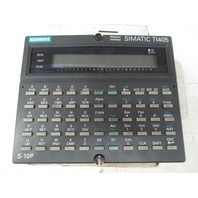 Siemens Machine Interface Simatic TI405 S-10P