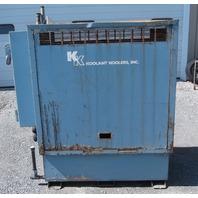 Koolant Koolers Inc. Chiller HCW 10,000PR-NF-WHR  10 HP 460 Volts