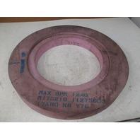 Bay State Abrasive Grinding Wheel  20 x 2-1/2 x 12