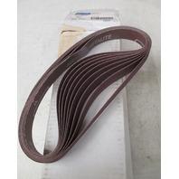 Norton R283 Metalite  1 x 26 Sanding belt  P60  Box of 50