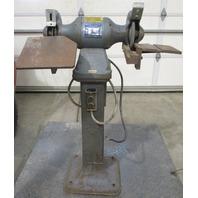 Baldor Pedastal Grinder 8123W 3/4 HP