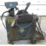 Miller Constant Potential DC Arc Welder Power Source CP-300 with Millermatic S-52A Wire Feeder