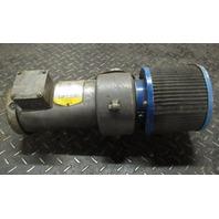 Baldor 1/8 HP 3 phase motor  Series W1268
