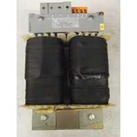 Block Bust 4000/4/23 Control and Isolation Transformer 4 KVA  400VAC primary 2x115 VAC Secondary