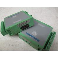 Marposs E32R Interface Module **Lot of 2**