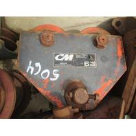 6 Ton Roller Bearing Trolley  CM Series 639