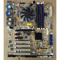 Intel I5 4460 Haswell 3.2 GHz CPU, 8GB RAM, IEI IMBA-Q870-I2-R10 LGA 1150 Combo