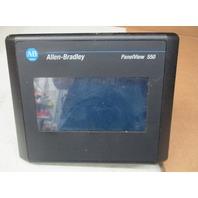 Allen Bradley 2711-T5A20L1X Ser A  Rev F  FRN 4.46