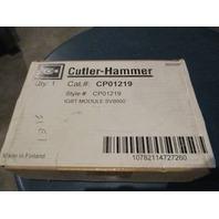 Cutler Hammer CPO1219 SV9000 IGBT Module NIB