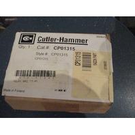 Cutler Hammer Relay CP01315 **NIB**