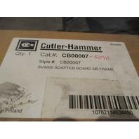 Cutler Hammer SV9000 Adapter Board CB00007-5040 **NIB**