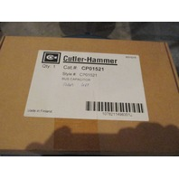 Cutler Hammer Bus Capacitor CP01521 **NIB**