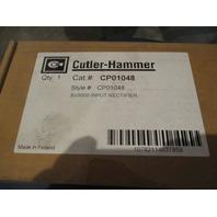 Cutler Hammer SV9000 Input Rectifier Drive CP01048 **NIB**