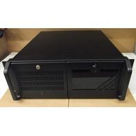 "4U Rackmount Server Case with 450W PSU, 2-3.5"" Hot Swap bays and DVD Drive"