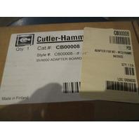 Cutler Hammer Adapter Board CB00008 **NIB**