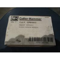 Cutler Hammer SV9000 Current Sensor CP01017 **NIB**
