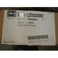 Cutler Hammer SV9000 Power Board CB00002-5040 **NIB**