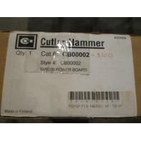 Cutler Hammer SV9000 Power Board CB00002-5100 **NIB**