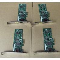 Intel Gigabit CT EXPI9301CTBLK Desktop Adapter PCI-E x 1 893647 (Lot of 4)