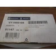 NIB  Telemecanique Motor Current Sensor VY1A66108
