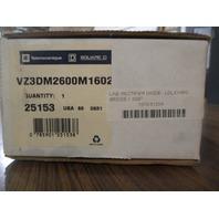 **NIB** Telemecanique Line Rectifier Diode VZ3DM2600M1602