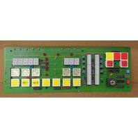 PROMETEC BF/80127 REV.1 KEY BOARD