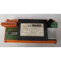 Prometec Front Panel Power Supply  0.99.121.BFAP