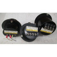 ** Lot of 3**  Fanuc Pulse Generator Type A860-0201-T001 & A860-0202-T001(in good condition) & A860-0202-T001(for parts or repair)